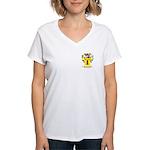 Morena Women's V-Neck T-Shirt