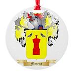 Morena Round Ornament