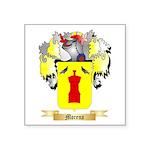 Morena Square Sticker 3