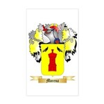 Morena Sticker (Rectangle)