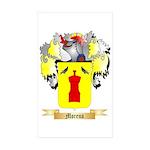 Morena Sticker (Rectangle 50 pk)
