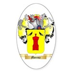 Morena Sticker (Oval 10 pk)