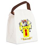 Morena Canvas Lunch Bag