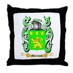Moreman Throw Pillow
