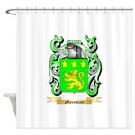 Moreman Shower Curtain