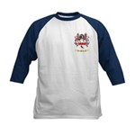 Morel Kids Baseball Jersey