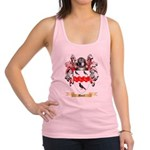 Morel Racerback Tank Top