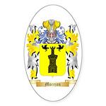 Morejon Sticker (Oval)