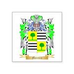 Moreira Square Sticker 3