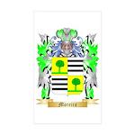 Moreira Sticker (Rectangle 50 pk)