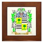 Moreira Framed Tile
