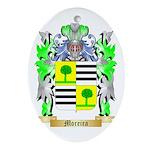Moreira Oval Ornament