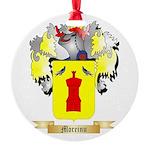 Moreinu Round Ornament