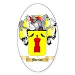 Moreinu Sticker (Oval 50 pk)