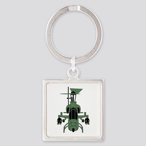 Cobra Helicopter Keychains