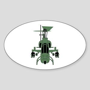 Cobra Helicopter Sticker