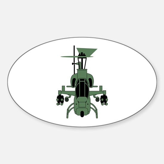 Cobra Helicopter Decal