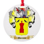 Moreinis Round Ornament