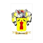 Moreinis Sticker (Rectangle 50 pk)