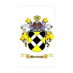 Morehouse Sticker (Rectangle 10 pk)
