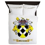 Morehouse Queen Duvet