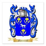 Morecroft Square Car Magnet 3