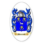 Morecroft Sticker (Oval 10 pk)