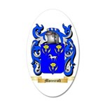 Morecroft 20x12 Oval Wall Decal
