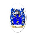 Morecroft 35x21 Oval Wall Decal