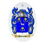 Morecroft Oval Ornament