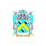 Moreau Sticker (Rectangle 50 pk)