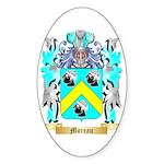 Moreau Sticker (Oval 50 pk)
