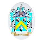 Moreau Oval Ornament