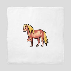 Pony Queen Duvet