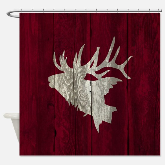 GONE HUNTIN' Shower Curtain