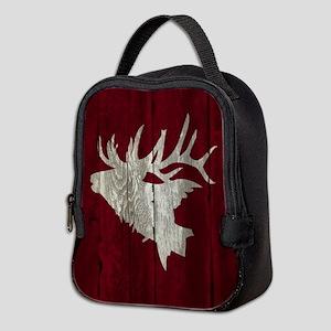 GONE HUNTIN' Neoprene Lunch Bag