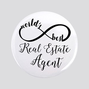World's Best Real Estate Agent Button