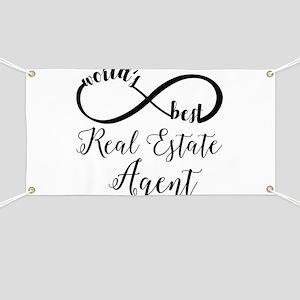 World's Best Real Estate Agent Banner