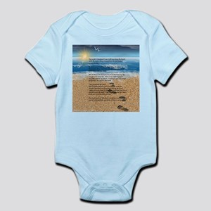 Footprints in the Sand Body Suit