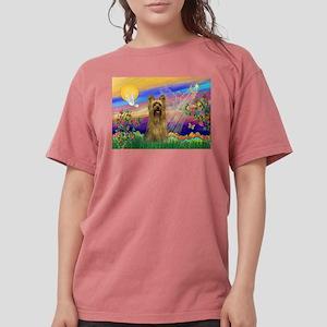 Guardian Angel / Silky Terrie Womens Comfort Color