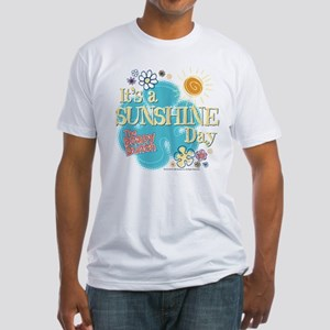 The Brady Bunch: Sunshine Day Fitted T-Shirt