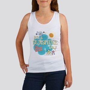 The Brady Bunch: Sunshine Day Women's Tank Top