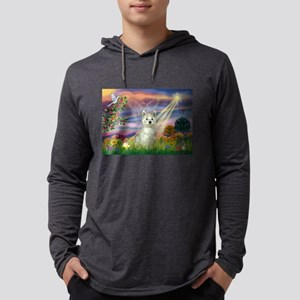 Card-CldStar-WestieSab Mens Hooded Shirt