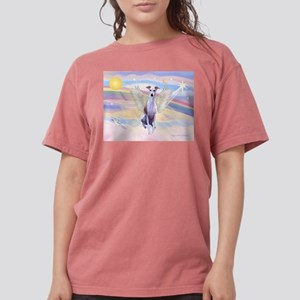 Clouds / Whippet Womens Comfort Colors Shirt