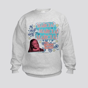 The Brady Bunch: Marcia! Kids Sweatshirt