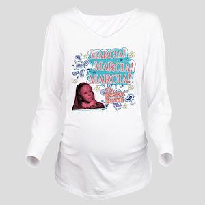 The Brady Bunch: Mar Long Sleeve Maternity T-Shirt