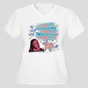 The Brady Bunch: Women's Plus Size V-Neck T-Shirt