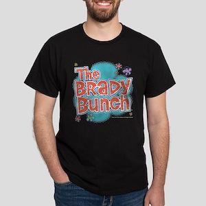 The Brady Bunch Logo Dark T-Shirt