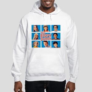 The Brady Bunch Grid Hooded Sweatshirt