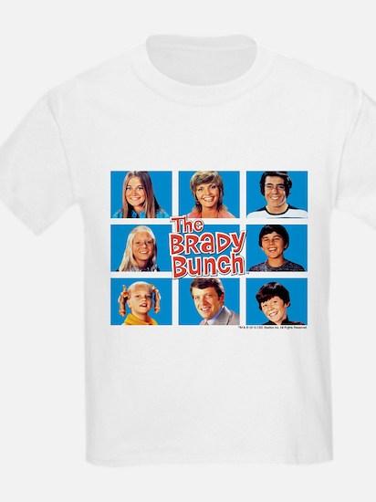 The Brady Bunch Grid T-Shirt